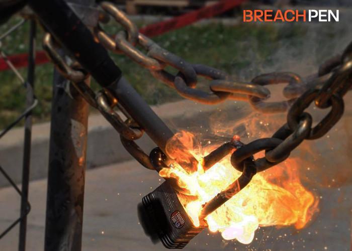 Прорывной термо-инструмент BreachPen