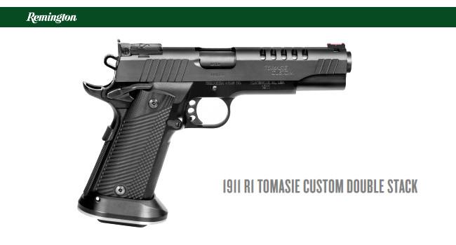Спортивный пистолет Remington 1911 R1 Tomasie Custom