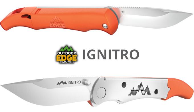 Нож Outdoor Edge Ignitro