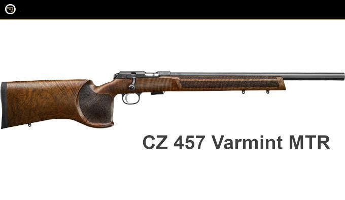 Винтовка CZ 457 Varmint MTR