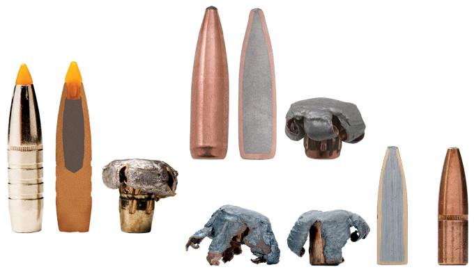 Пули с металлической связью