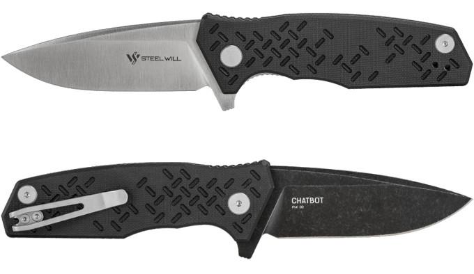 Нож Steel Will Chatbot F14