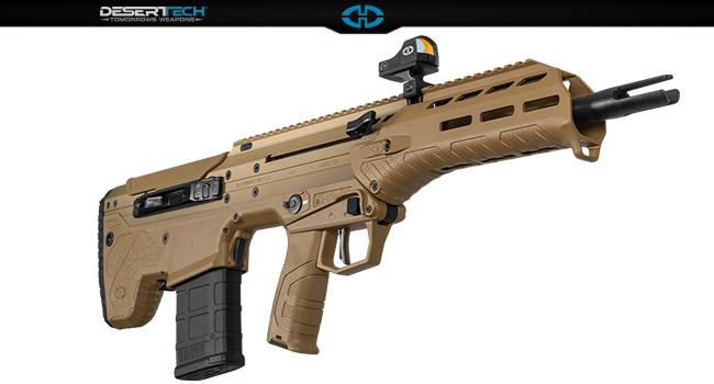 Буллпап винтовка Desert Tech MDR