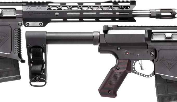 Пистолетный карабин DoubleStar STAR10-P .308