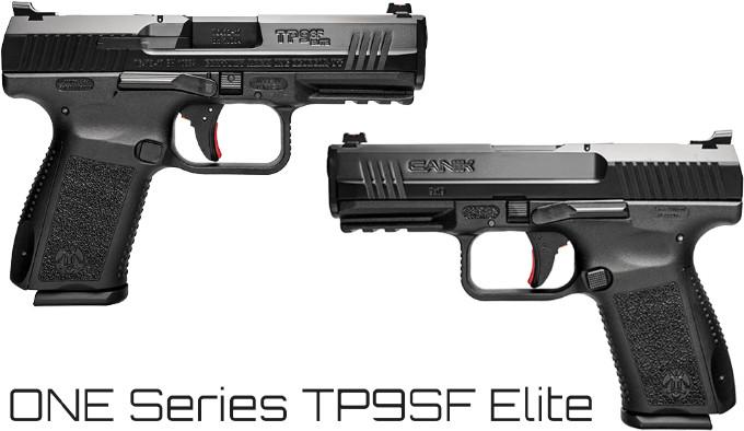 Пистолет Canik ONE TP9SF