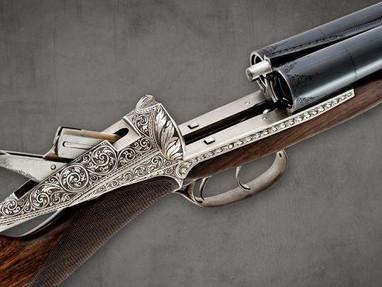Уникальные ружья Darne