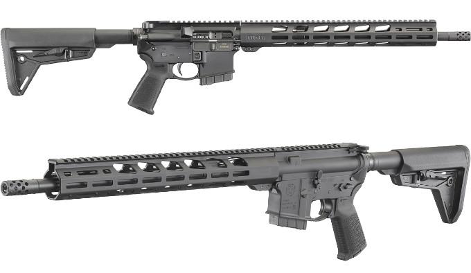 Винтовка Ruger AR-556 MPR .350 Legend