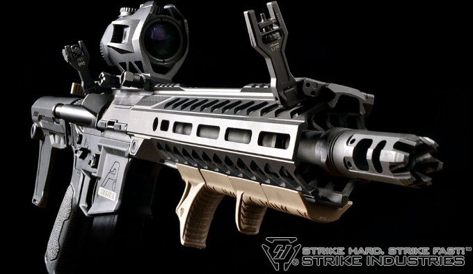 Механический прицел Strike Industries Sidewinder II