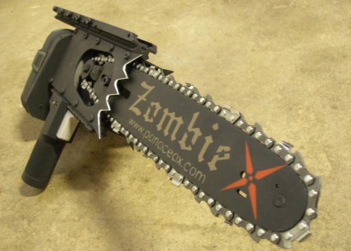 Zombie X Chainsaw