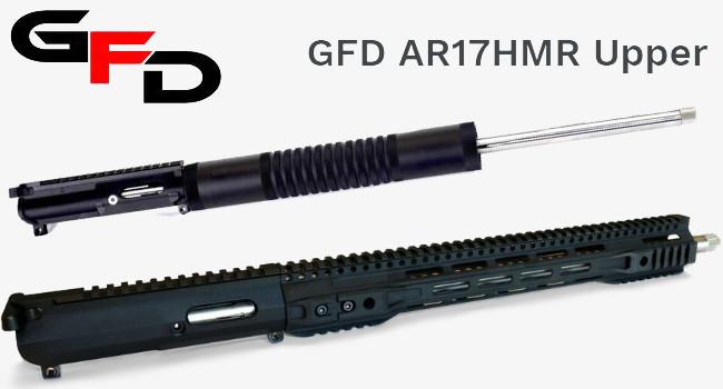 Комплект переоснащения GFD для AR в калибр .17HMR