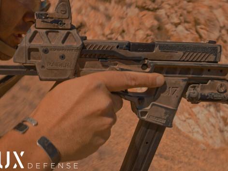 Карабинная рама Flux MP17 Raider