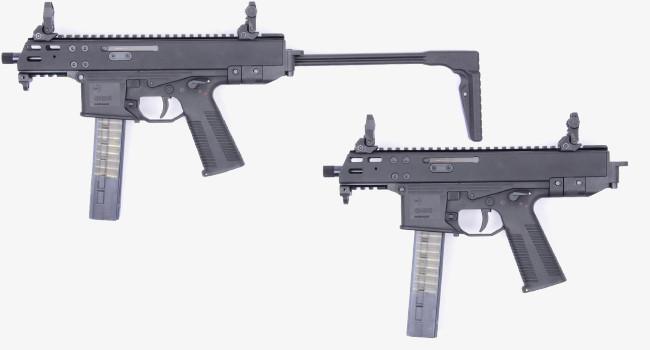 карабин B&T GM9 Compact вид слева