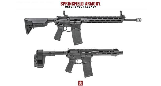 винтовки Springfield Armory SAINT