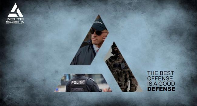 Защитные бронепластины Delta Shield