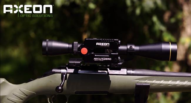 Система быстрой пристрелки Axeon Absolute Zero