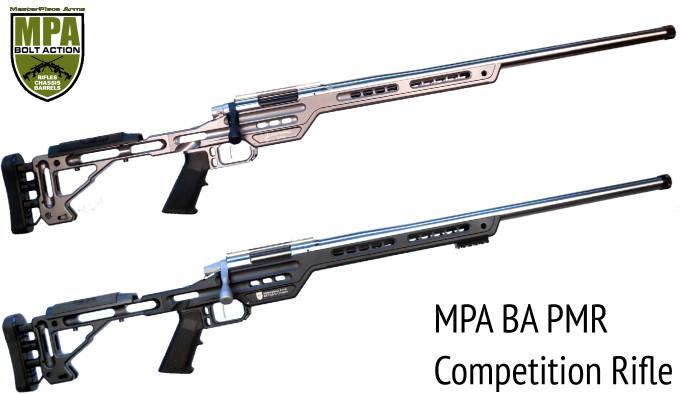 высокоточная винтовка в калибре .223 Remington и 6.5 PRC
