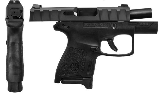 Пистолет Beretta APX Carry