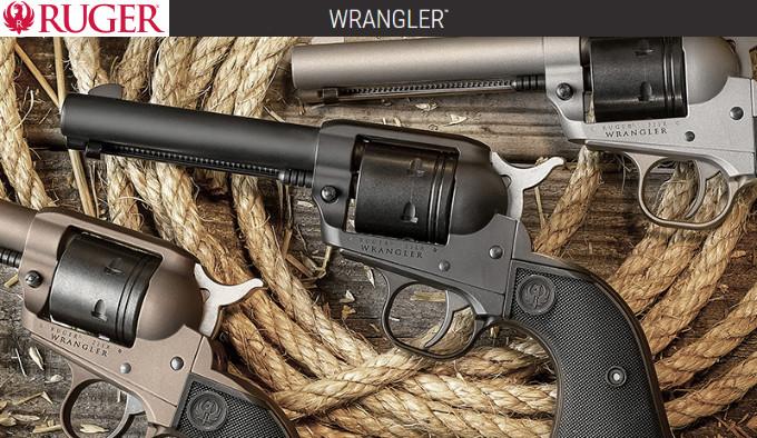Револьвер Ruger Wrangler