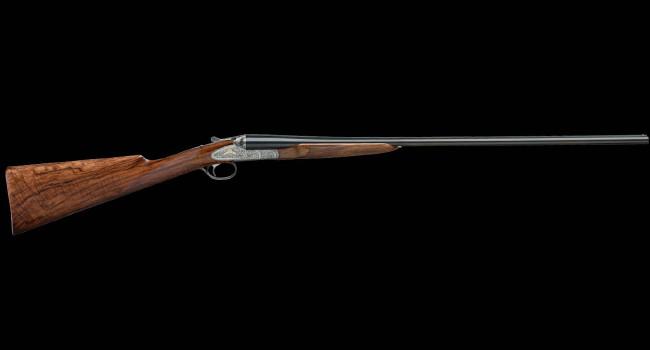 Ружье с горизонтальным расположением блока стволов Fausti 70 Anniversary
