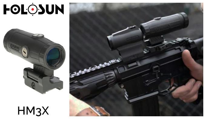 Оптические насадки Holosun HM3X
