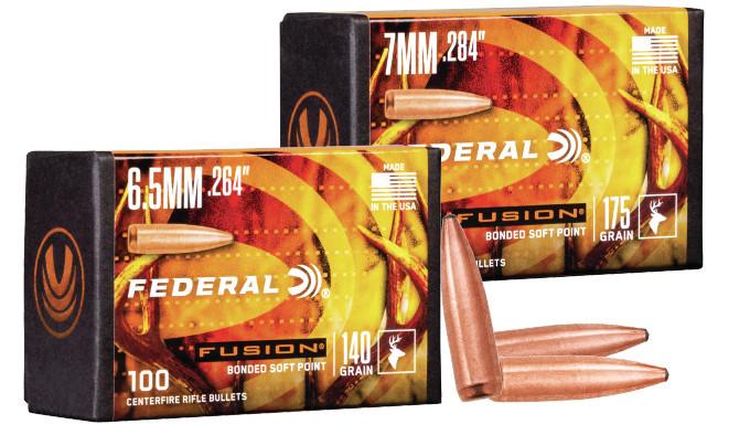 Пули Federal Premium Fusion