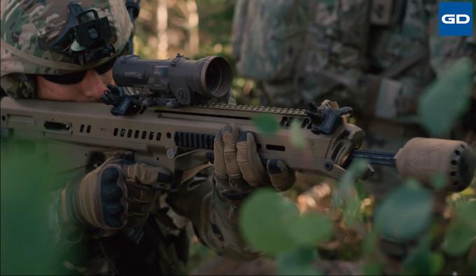 штурмовая винтовка под программу перевооружения NGSW