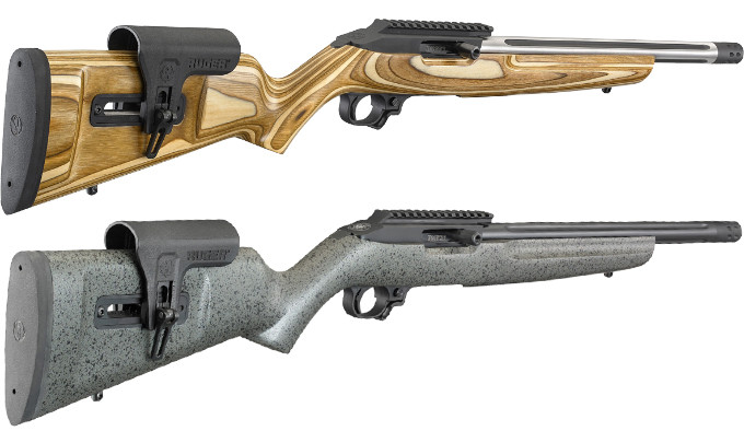 Винтовки Ruger 10/22 Competition