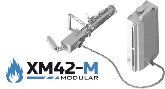 XM42-M с увеличенным резервуаром
