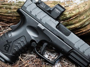 Пистолет Springfield Armory XD-M Elite 3.8 Compact OSP