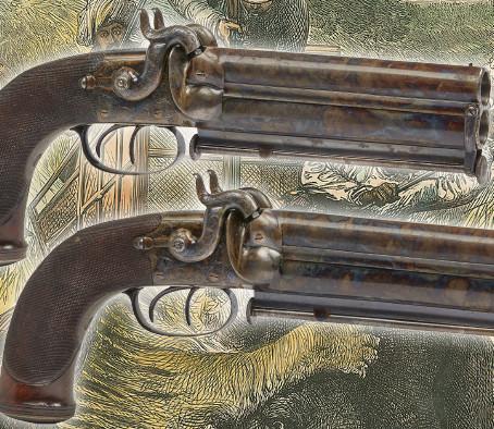 Пистолеты Хауда