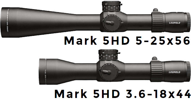 прицелы Leupold Mark HD5