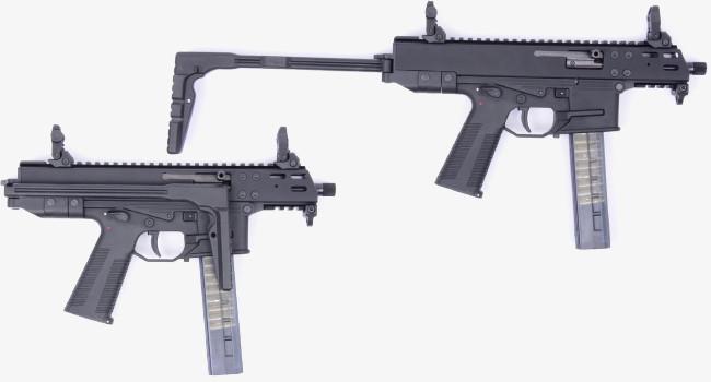 карабин B&T GM9 Compact вид справа