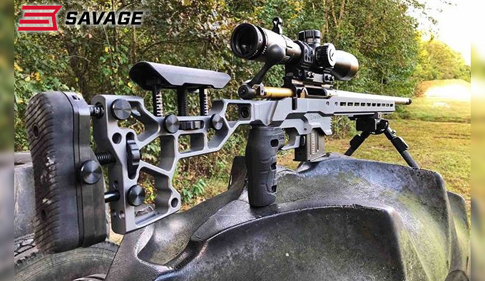 винтовка для высокоточной стрельбы