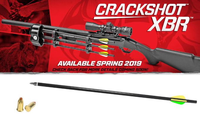 Винтовка Traditions Crackshot XBR