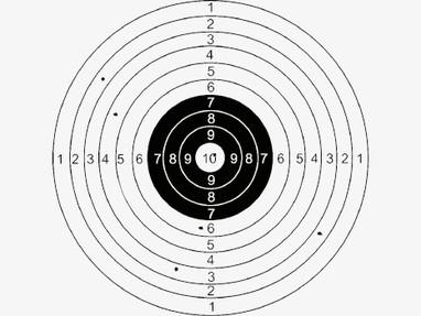 Влияние температуры на точность выстрела
