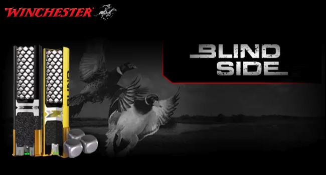 Обновление патронов Winchester Blind Side с шестигранной дробью