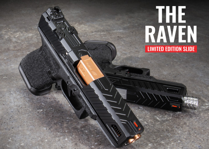 Второй выпуск затворных рамок ZEV Raven