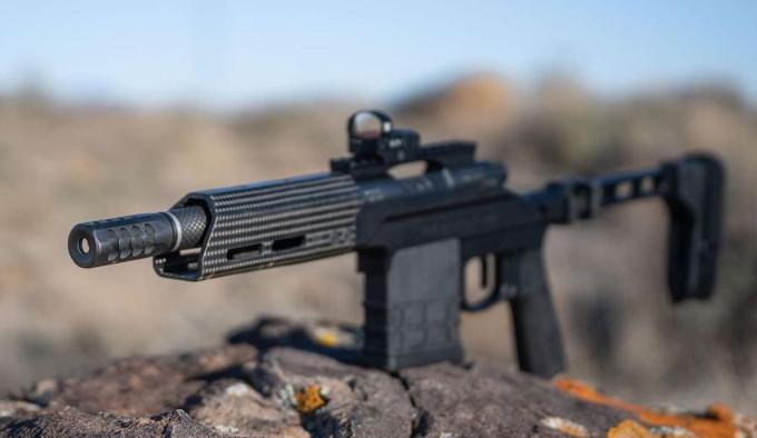 винтовка Christensen Arms MPR спереди