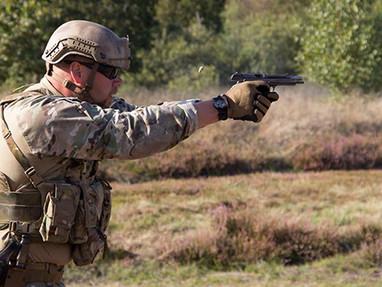 Армия Дании начала испытания пистолетов для замены SIG P210