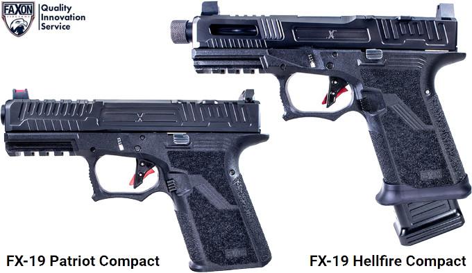 Пистолеты Faxon FX-19