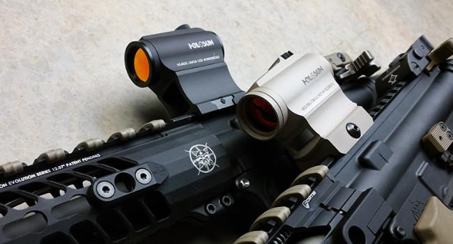 Коллиматорные прицелы Holosun Micro Elite HS503