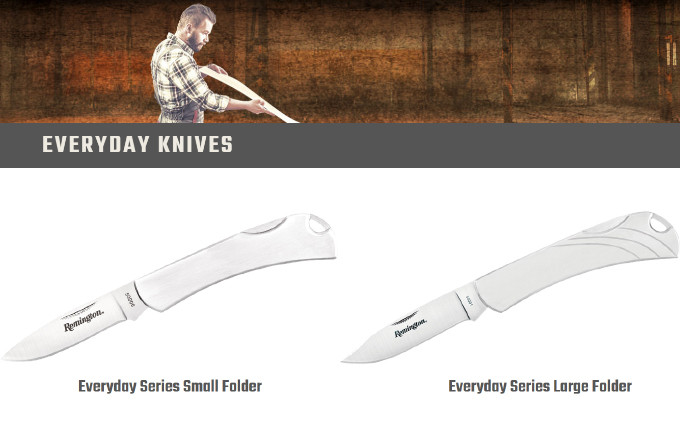 Ножи Remington Cutlery серии Everyday Carry