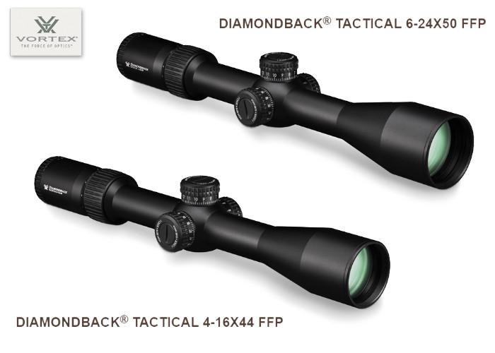 Оптические прицелы Vortex Diamondback Tactical FFP