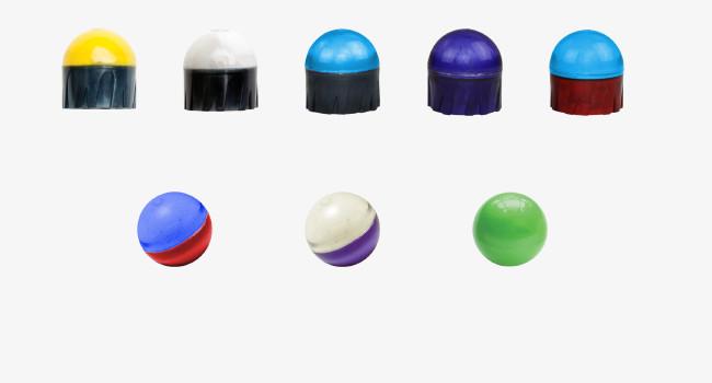 различные заряды PepperBall