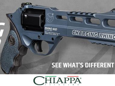 Револьвер Chiappa Charging Rhino Gen II 60DS 9 мм