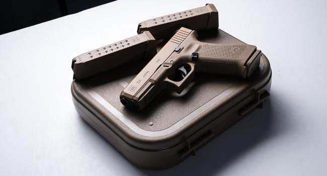 пистолет Glock 19X