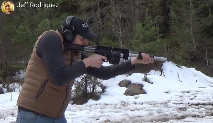 Самодельное ружье Liberator12k