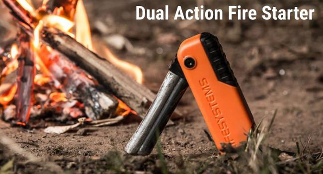 Огниво Lifesystems Dual-Action