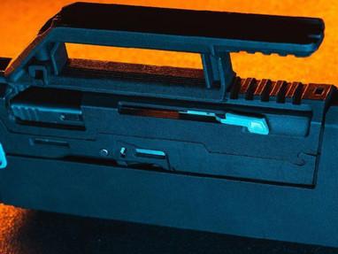 Анонс стрелковых систем FDP-9 и FDC-9