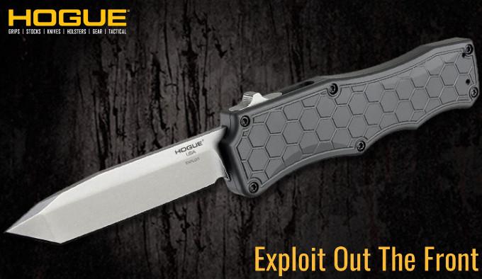 Ножи Hogue Exploit